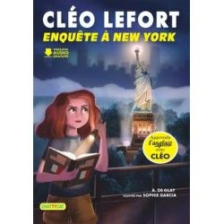 CLEO LEFORT : ENQUETE A NEW-YORK